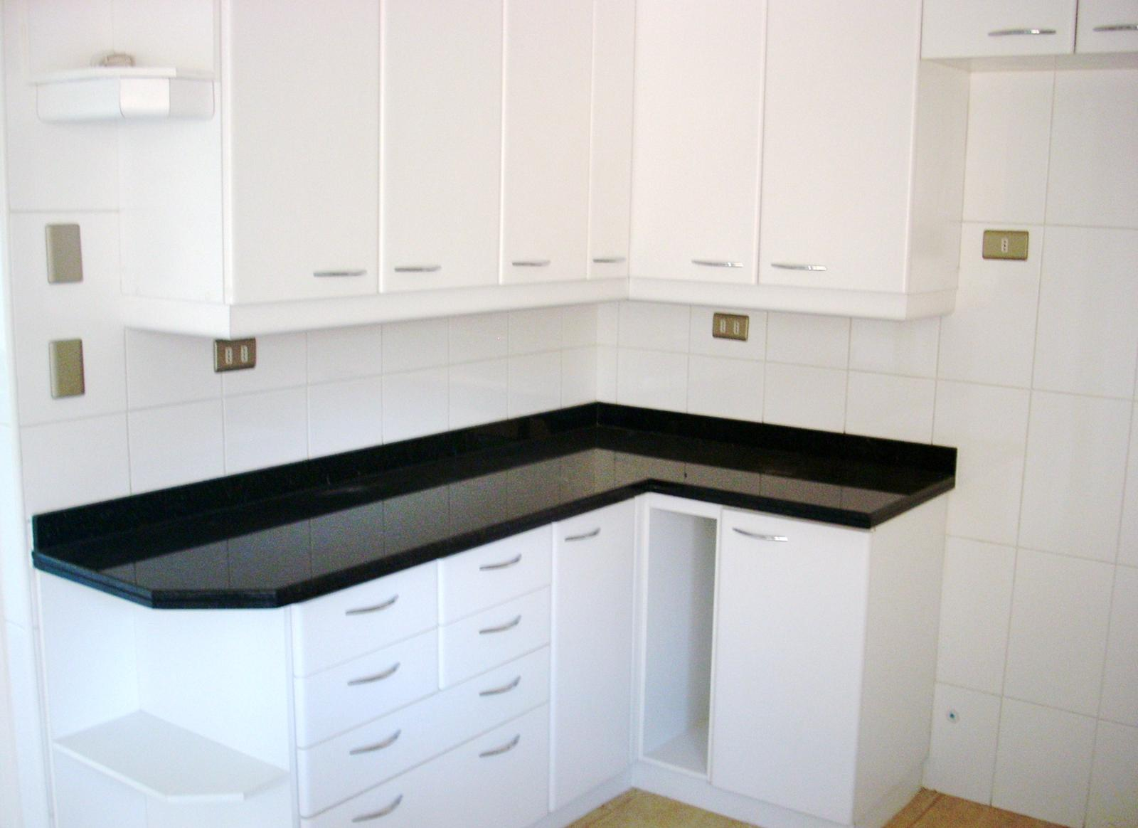 Cubiertas de granito cubiertas for Marmol negro para cocina